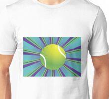 Tennis Ball Background 2 Unisex T-Shirt