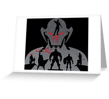 Avengers - Age of Ultron textless Greeting Card