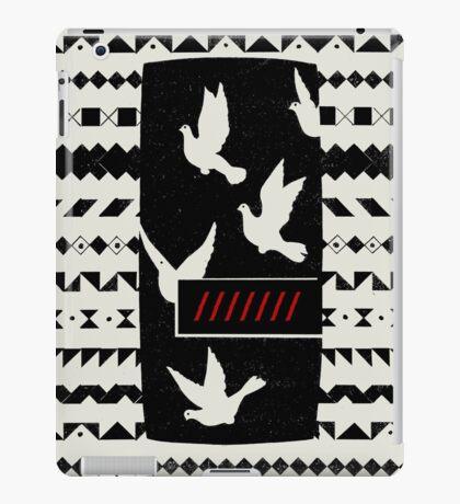 Dove Stamp iPad Case/Skin