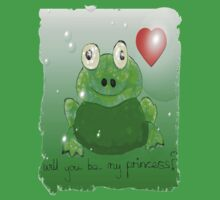 Will you be my princess One Piece - Short Sleeve