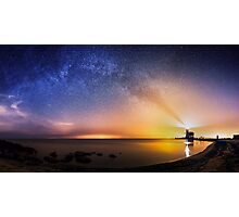 Guide the Milky Way Photographic Print