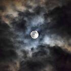 As Is~ Full Moon~ 3/9/2015 by Brenda Dahl