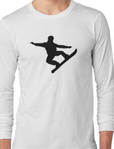 Freestyle snowboarding Long Sleeve T-Shirt