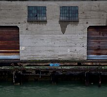 Dockside, San Francisco by Ben Herman