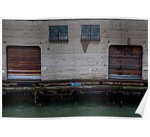 Dockside, San Francisco Poster
