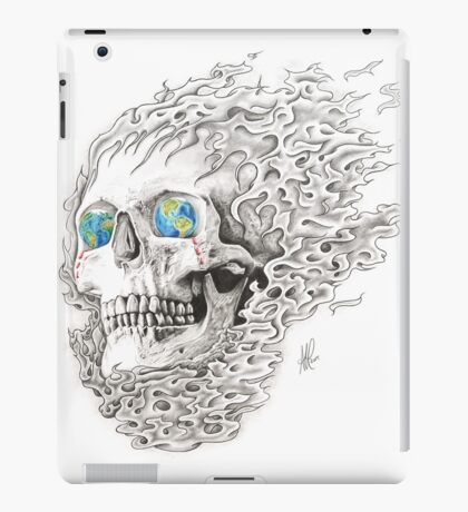 No Second Chances iPad Case/Skin