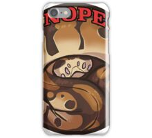 Nopesnake iPhone Case/Skin