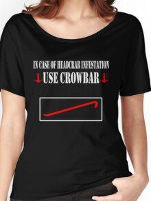 Half Life - Crowbar Women's Relaxed Fit T-Shirt
