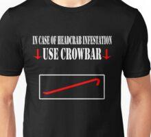 Half Life - Crowbar Unisex T-Shirt