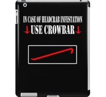 Half Life - Crowbar iPad Case/Skin
