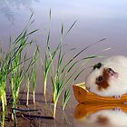 Stuck In The Reeds by digitalmidge