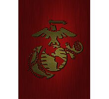 Android Marine Patch Photographic Print