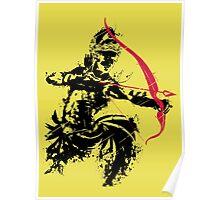 Arjuna Poster