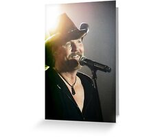 Trace Adkins - Valentines Day - 2009 Greeting Card