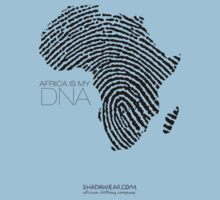 Africa is my DNA Kids Clothes