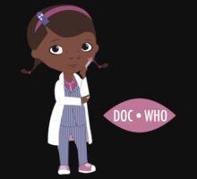 Doc Who Baby Tee