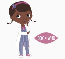 Doc Who Kids Clothes