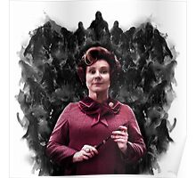 Dolores Umbridge & the Dementors Poster
