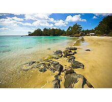 Catamaran Rocks Photographic Print