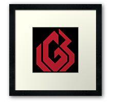 LGB E-sports Framed Print