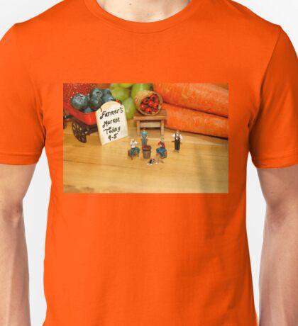 Ye Olde Farmer's Market Unisex T-Shirt