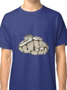 Ball Python : Lesser Bee : Snake Cake Classic T-Shirt