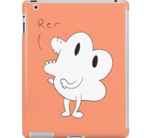 Rer iPad Case/Skin