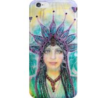 Amalah - Pristess of regeneration iPhone Case/Skin