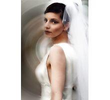 Wedding Swirls Photographic Print