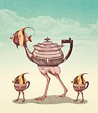 The Teapostrish Family by pepetto