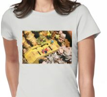 Venus Vacations Womens Fitted T-Shirt