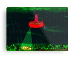 Yellow Submarine (repainted)   Metal Print