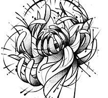 Freaky Lotus by Jeremy Harburn