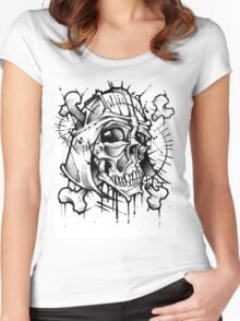 Death Vader Women's Fitted Scoop T-Shirt