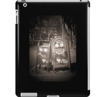love mailboxes iPad Case/Skin