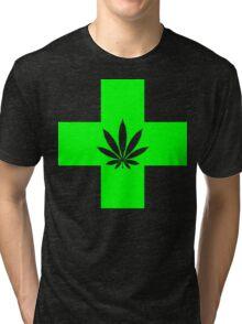 medical marijuana Tri-blend T-Shirt