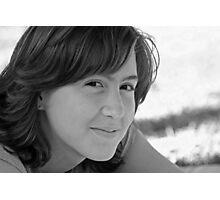 Portrait of Sherry Photographic Print