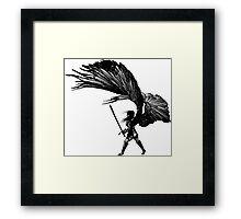 Angel Print Framed Print