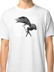 Angel Print Classic T-Shirt