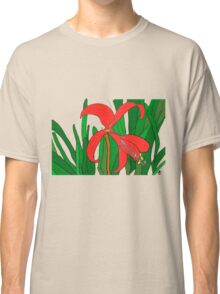 Red Orchid Classic T-Shirt