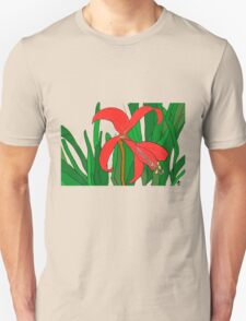 Red Orchid T-Shirt