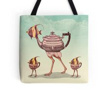 The Teapostrish Family Tote Bag