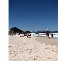 Copacabana Photographic Print