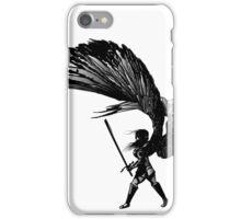 Angel Print iPhone Case/Skin