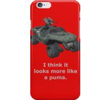 I think it looks more like a puma iPhone Case/Skin