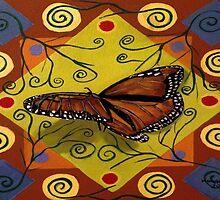 Monarch butterfly  by maggie326