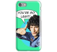Rod Kimball's Seal of Approval iPhone Case/Skin