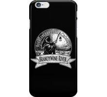 Buckleberry Ferry Crossing - Brandywine River iPhone Case/Skin