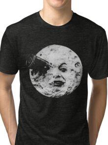 Le Voyage Dans La Lune Tri-blend T-Shirt