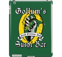 Gollums Sushi Bar - Fresh Precious Fish iPad Case/Skin